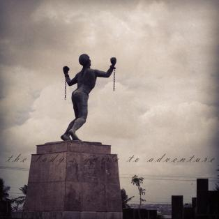 bussa, the emancipation statue