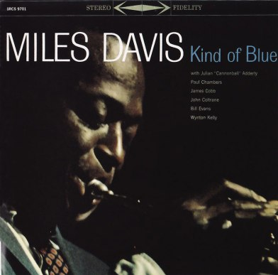kind of blue, miles davis