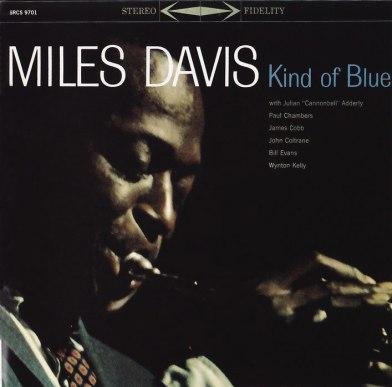 kind of blue, miles davis