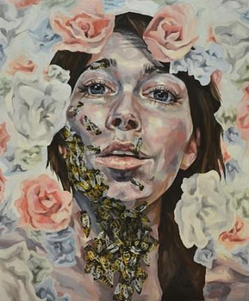 pheromones, jamie gray williams, jamie williams, beautiful art, oil painting