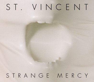 strange mercy, st. vincent, london, seven day challenge