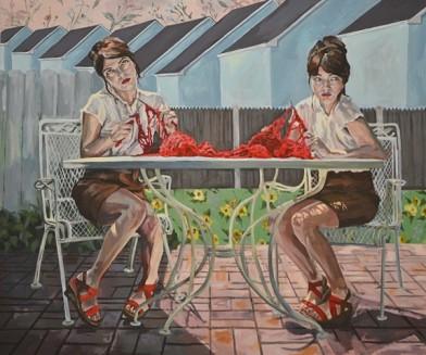 jamie gray williams, painter, beautiful art