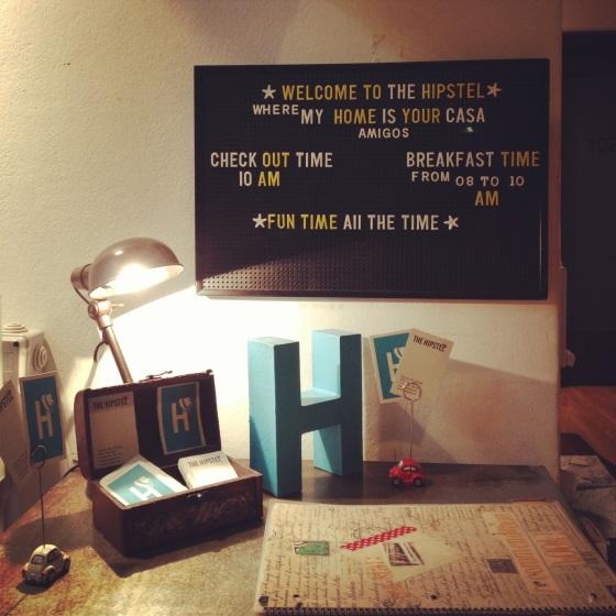 the hipster, hostels, spain, barcelona