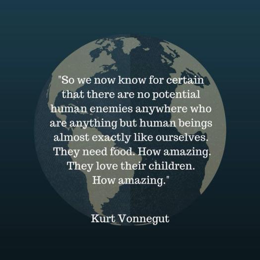 strength, unity in europe, the referendum, vote remain, peace, hope, acceptance, progress, brexit, humanity, sharing lives and stories and cultures, world without borders, cooperation, kurt vonnegut, quote, they love their children, human enemies, how amazing