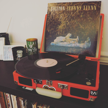 johnny flynn, music video, instagram, beautiful colours, turntable, record player, signed, raising the dead, sillion, new album, folk music, picking up the pieces, life changes, moving on, johnny flynn and the sussex wit, energy, starting over, s.buehrer, dangerous ladders